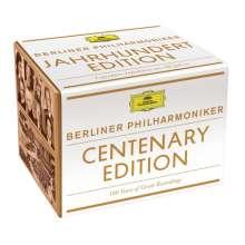 Berliner Philharmoniker - Centenary Edition, 50 CDs