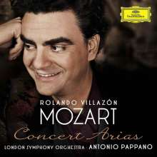 Rolando Villazon - Mozart, CD
