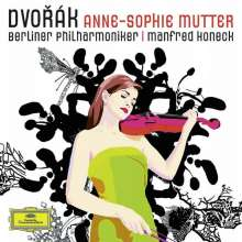 Anne-Sophie Mutter - Dvorak, CD