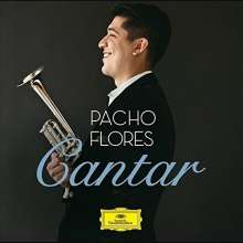 Pacho Flores - Cantar, CD