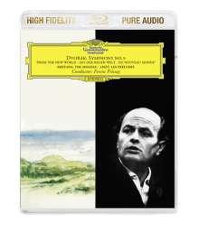 Antonin Dvorak (1841-1904): Symphonie Nr.9, Blu-ray Audio