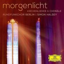 Rundfunkchor Berlin - Morgenlicht (Kirchenlieder und Choräle), CD