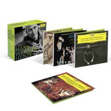 Hans Werner Henze (1926-2012): Hans Werner Henze - The Complete Deutsche Grammophon Recordings, 16 CDs