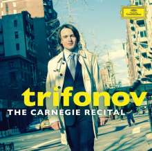 Daniil Trifonov - The Carnegie Recital, CD
