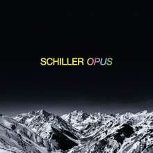 Schiller: Opus (Limited Deluxe Edition Digipack), 2 CDs