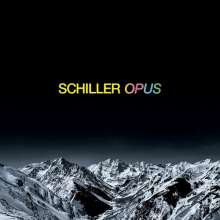 Schiller: Opus (180g) (Limited Numbered Edition) (Pink/ Yellow Vinyl), 2 LPs