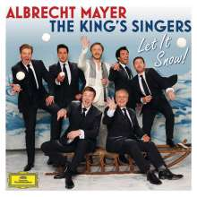 Albrecht Mayer & The King's Singers - Let it snow!, CD