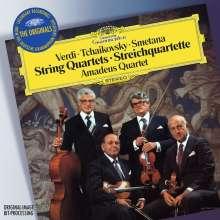 Amadeus Quartett - Streichquartette, CD