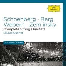 LaSalle Quartett - Complete String Quartets, 6 CDs