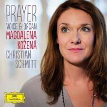 Magdalena Kozena - Prayer, CD