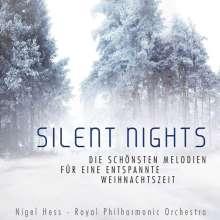 Silent Nights - Weihnachtslieder für Klavier & Orchester, CD