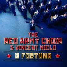 Red Army Choir - O Fortuna, CD