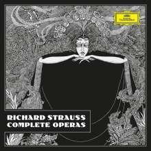 Richard Strauss (1864-1949): Sämtliche Opern, 33 CDs