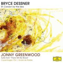 Bryce Dessner (geb. 1976): St. Carolyn by the Sea, CD