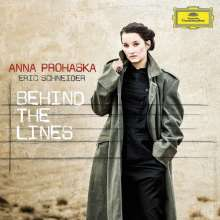 Anna Prohaska - Behind the Lines, CD