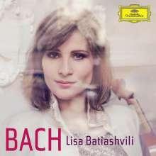 Lisa Batiashvili – Bach, CD