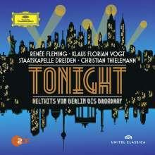 """Silvesterkonzert in Dresden 31.12.2013 - """"Tonight"""" - Welthits von Berlin bis Broadway, CD"""