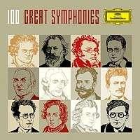 100 Great Symphonies, 56 CDs