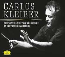 Carlos Kleiber - Complete Orchestral Recordings on Deutsche Grammophon, 3 CDs