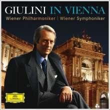 Giulini in Vienna, 15 CDs