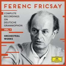 Ferenc Fricsay - Complete Recordings on Deutsche Grammophon Vol.1: Orchestral Works, 45 CDs