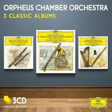 Orpheus Chamber Orchestra - 3 Classic Albums, 3 CDs