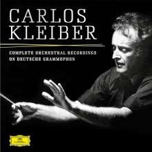 Carlos Kleiber - Complete Orchestral Recordings on Deutsche Grammophon (180g), 4 LPs