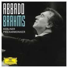 Claudio Abbado Symphonien Edition - Brahms, 5 CDs