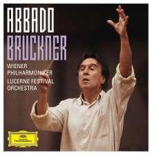 Claudio Abbado Symphonien Edition - Bruckner, 5 CDs