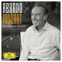 Claudio Abbado Symphonien Edition - Mozart, 8 CDs