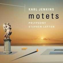 """Karl Jenkins (geb. 1944): Geistliche Chormusik """"Motetten"""", CD"""