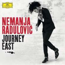 Nemanja Radulovic - Journey East, CD