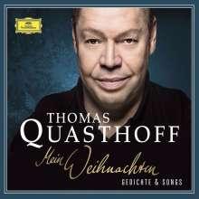 Thomas Quasthoff - Mein Weihnachten (Gedichte und Songs), CD