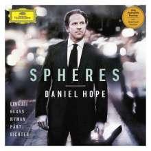 Daniel Hope - Spheres (180g), 2 LPs