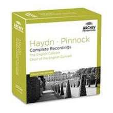 Joseph Haydn (1732-1809): Trevor Pinnock - Complete Haydn Recordings (Archiv Produktion), 12 CDs