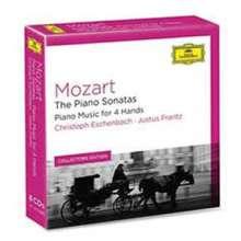 Wolfgang Amadeus Mozart (1756-1791): Klaviersonaten Nr.1-18, 8 CDs