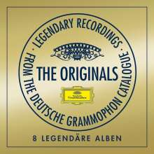 The Originals - 8 Legendäre Alben, 8 CDs