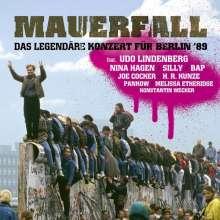 Mauerfall: Das legendäre Konzert für Berlin '89, CD