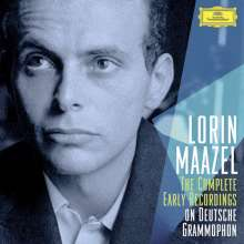 Lorin Maazel - The Complete Early Recordings On Deutsche Grammophon, 18 CDs