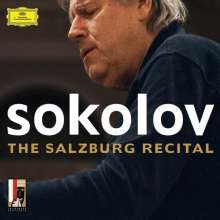 Grigory Sokolov - The Salzburg Recital (2008), 2 CDs