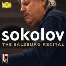 Grigory Sokolov - The Salzburg Recital (2008), 2 CDs