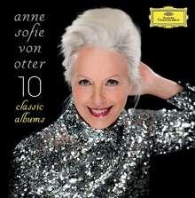 Anne Sofie von Otter - 10 Classic Albums, 11 CDs