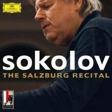 Grigory Sokolov - The Salzburg Recital (2008) (180g), 2 LPs