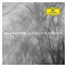 Max Richter (geb. 1966): The Blue Notebooks, CD