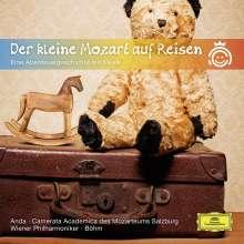 Classical Choice Kids - Der kleine Mozart auf Reisen, CD