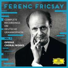 Ferenc Fricsay - Complete Recordings on Deutsche Grammophon Vol.2: Opera & Choral Works, 38 CDs