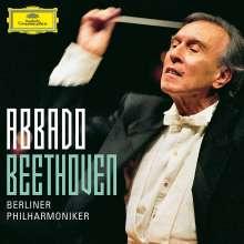 Claudio Abbado Symphonien Edition - Beethoven, 10 CDs