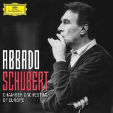 Claudio Abbado Symphonien Edition - Schubert, 8 CDs