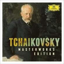 Peter Iljitsch Tschaikowsky (1840-1893): Tschaikowsky Masterworks Edition, 27 CDs
