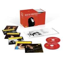 Martha Argerich - The Complete Recordings On Deutsche Grammophon, 48 CDs